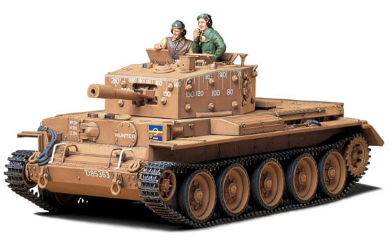 Tamiya Centaur 1 35 Scale Model Tank Kit 35232 Hobbies