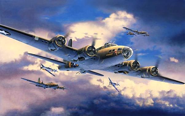 Revell Boeing B 17f Flying Fortress Memphis Belle 4279