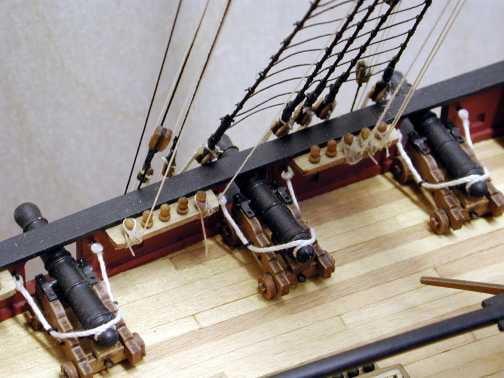 Caldercraft Hms Jalouse 1794 Captured French 18 Gun Brig 1