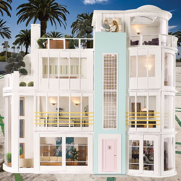 Malibu Beach House Kit From Dolls House Emporium 0909