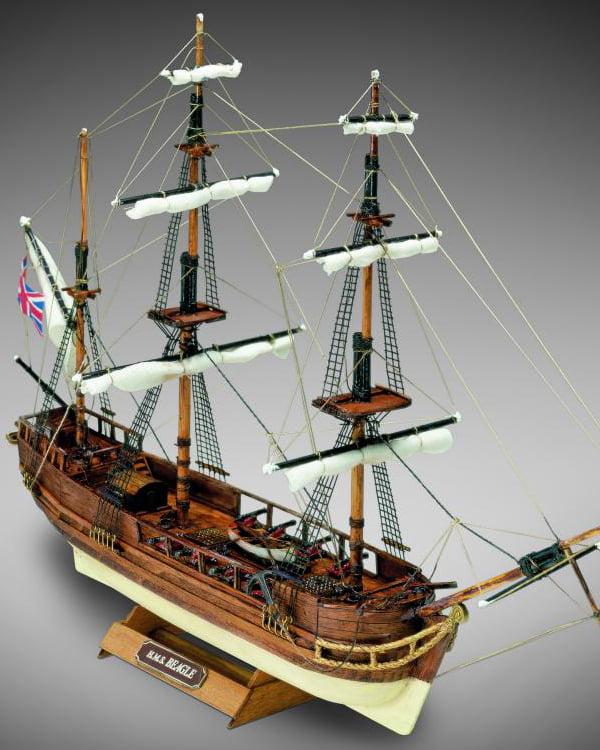 Model Boat Displays Model Kits | Hobbies