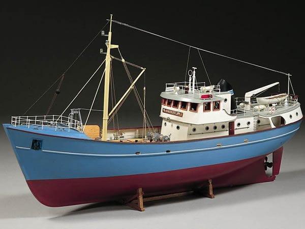 Billing Boats Nordkap Fishing Trawler Wooden Model Boat Kit B476 | Hobbies