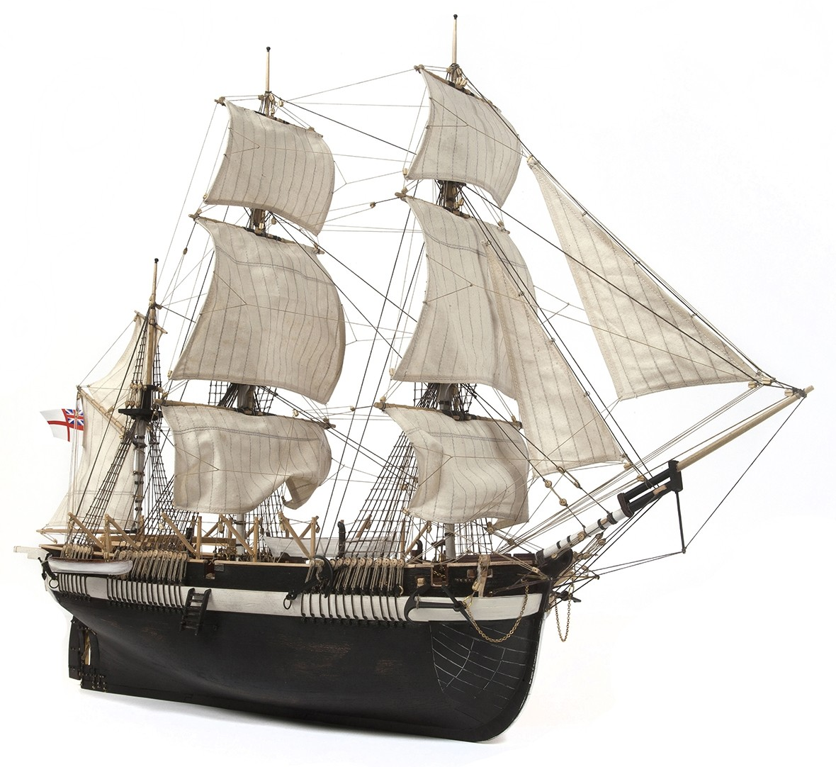 Boat Kits Product : Occre hms terror wooden model ship kit boat