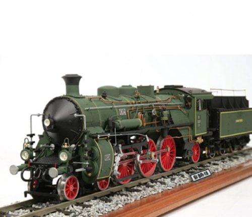 Occre Bavarian Br 18 Locomotive Br18 132 Scale Model Train Kit