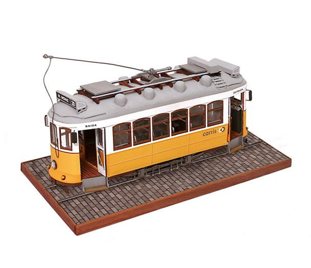 Occre Tram Base Kit For Display Of Tramway Models