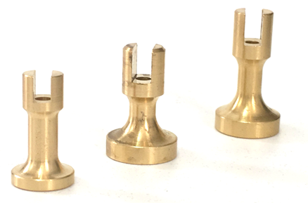 Brass Pedestals Hobbies