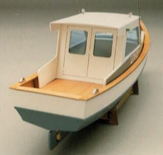 Mantua Police Motor Boat   Hobbies