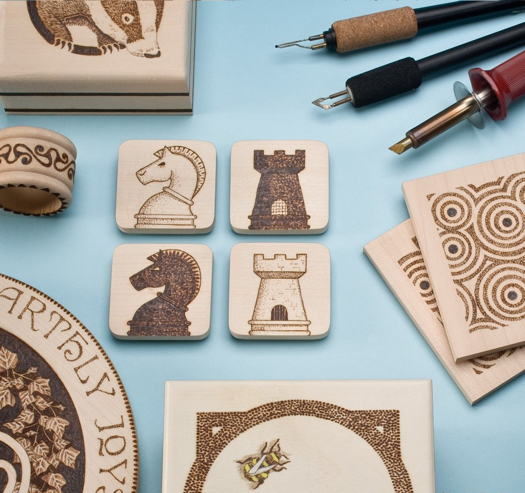 Pyrography | Hobbies