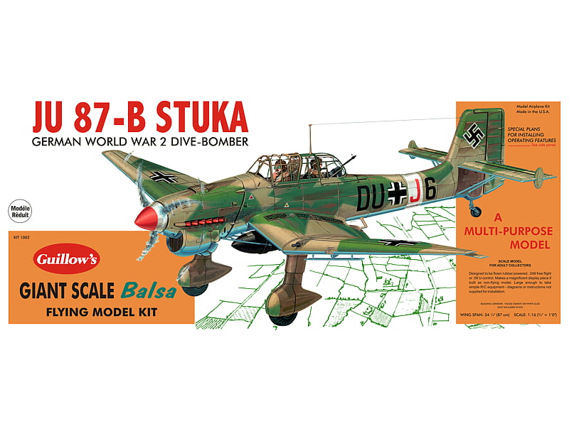 balsa wood airplane kits on sale with Guillows German Stuka Dive Bomber Balsa Scale Model Kit on Talented Enthusiast Builds Britains Largest Jet Engine Model Aeroplane further Scale model in addition Articles furthermore MfmSE5Aweb besides Balsa Wood Rc Airplane Kits.
