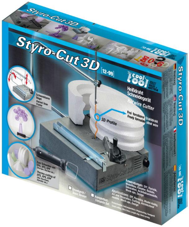 Cool Tool Styro Cut 3D Hot Wire Cutter | Hobbies