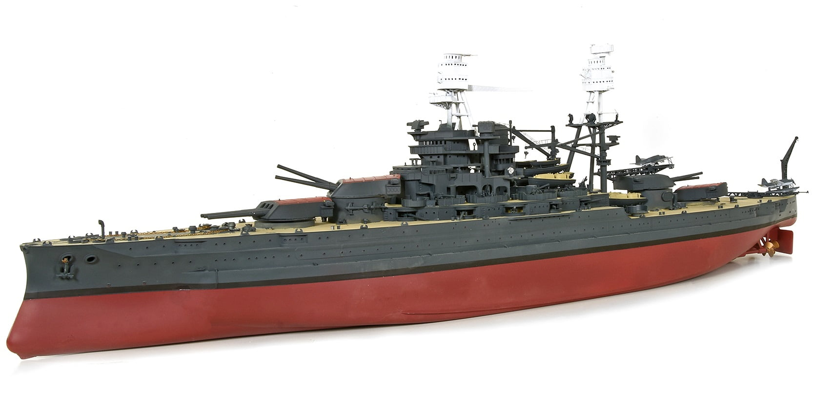 Trumpeter USS Arizona BB-39 1941 Radio Control 1:200 Scale Model Ship Kit