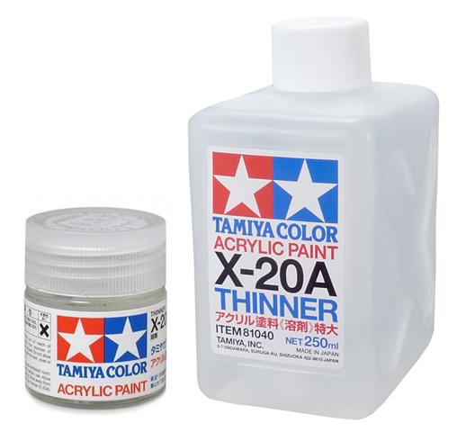 Tamiya Acrylic Thinners