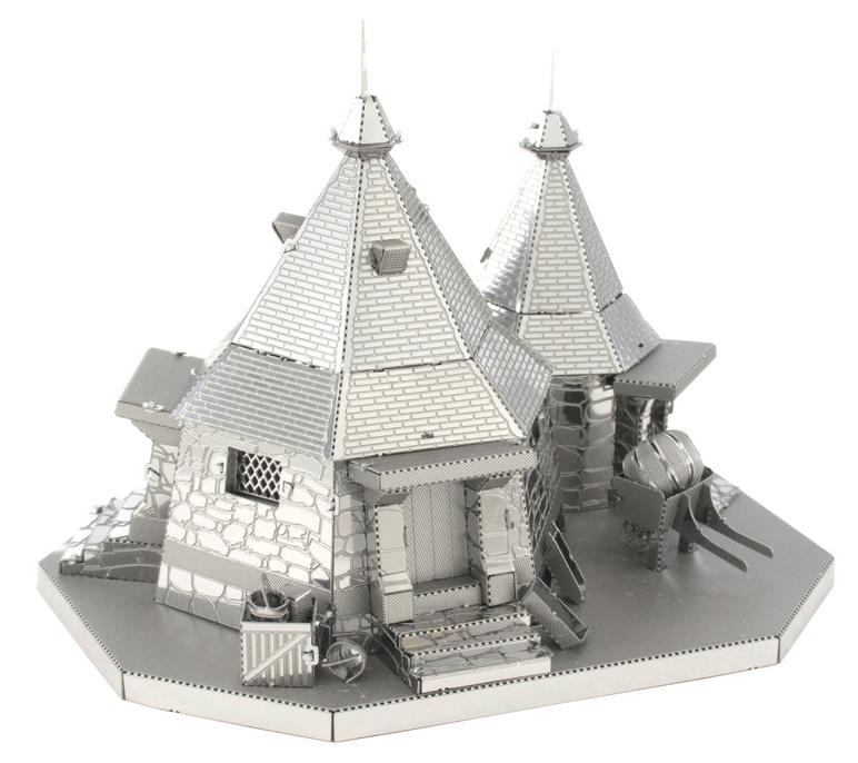Metal Earth Harry Potter Rubeus Hagrid Hut 3d Metal Model