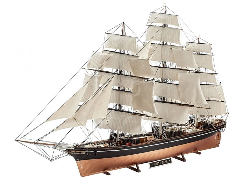Revell Cutty Sark 1/96 Scale Model Ship Kit