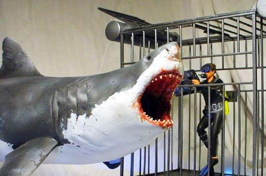 Pegasus Hobbies Great White Shark Model Kit PG9501 Brand New Plastic Model Kit