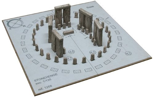 Aedes Ars Stonehenge 1 135 Scale Model Kit Aed1268 Hobbies