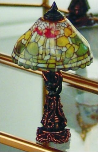tiffany lamp dolls House