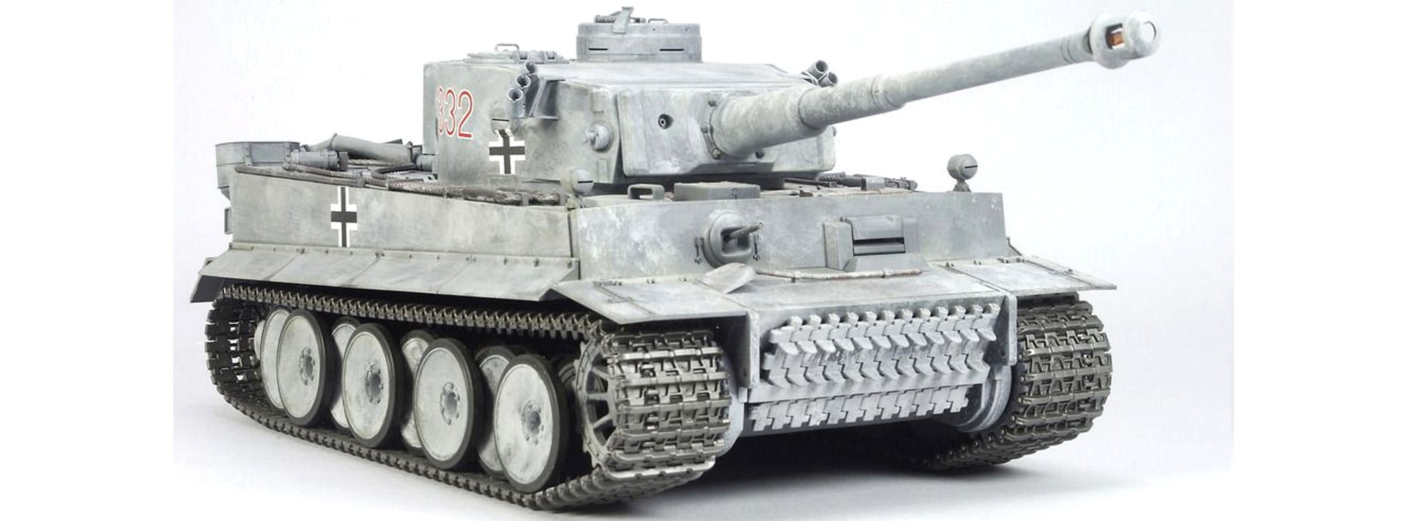 Tamiya Tiger 1 Early Production 1:16 Scale R C Tank Kit