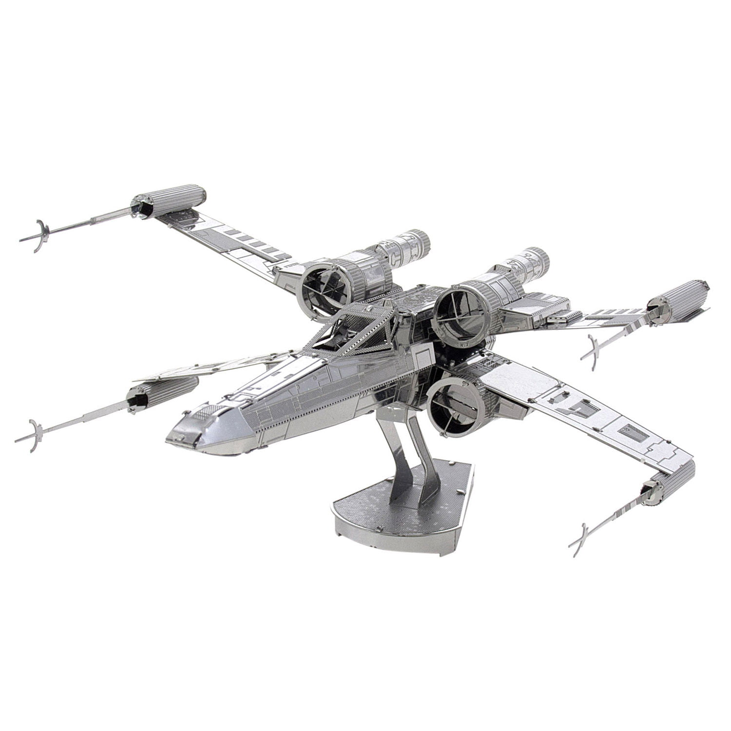 Metal Earth Star Wars X-Wing Fighter 3D Laser Cut Model
